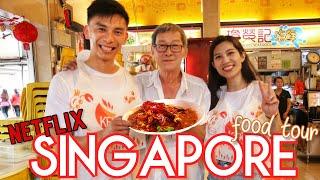 Netflix Singapore Street Food Tour
