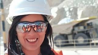 Mujeres parte de la Red de Ingenieras de Minas de Chile