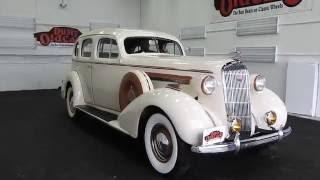 DustyOldCars.com 1936 Buick Century SN 1777