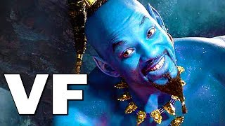 ALADDIN Bande Annonce VF # 2 (Will Smith, 2019) NOUVELLE