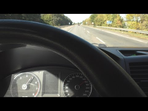 Обзор VW T5 (Transporter) 2.0 БЕНЗИН !!!