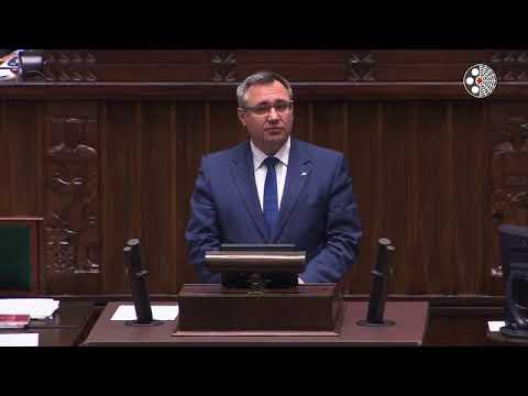 Mirosław Suchoń – wystąpienie z 7 lutego 2018 r.