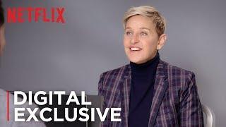 Ellen DeGeneres: Relatable   Inkblot Test [HD]   Netflix