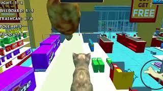 CAT SIMULATOR - KITTY CRAFT GAME WALKTHROUGH