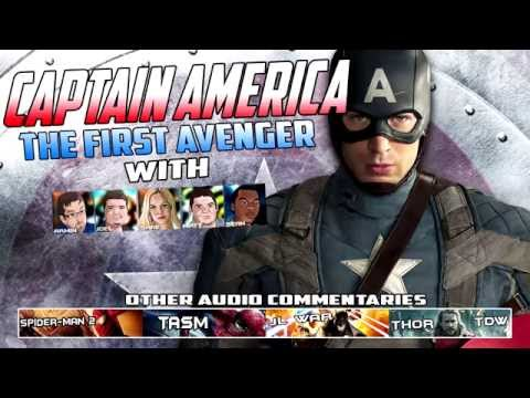 Captain America The First Avenger Audio Commentary