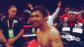Manny Pacquiao Defying His Opponents!