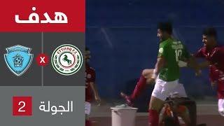 هدف الاتفاق الثاني ضد الباطن (حسن جمال) في الجولة 2 من دوري كأس الأمير محمد بن سلمان