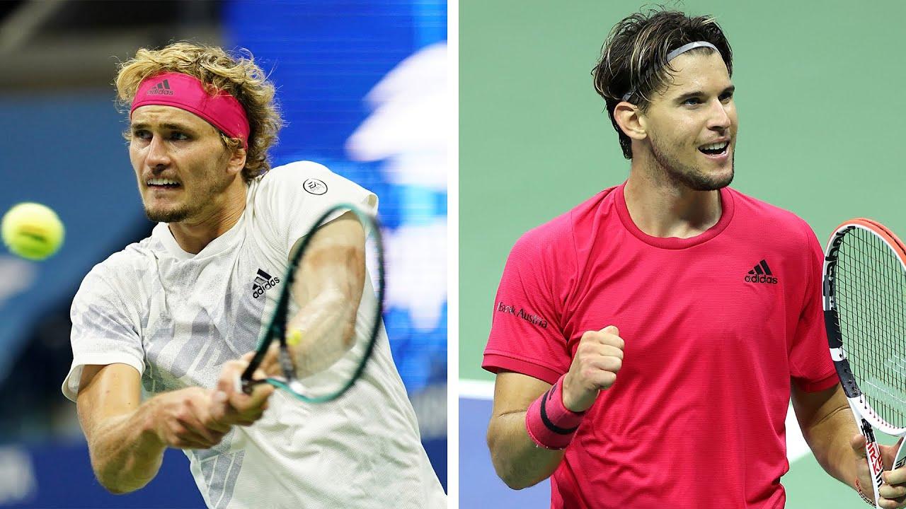 Alexander Zverev vs Dominic Thiem Preview | Best Shots at US Open 2020