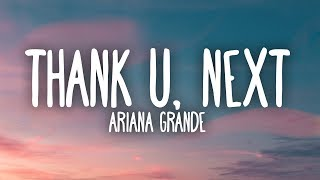Ariana Grande - thank u, next (Lyrics) thumbnail