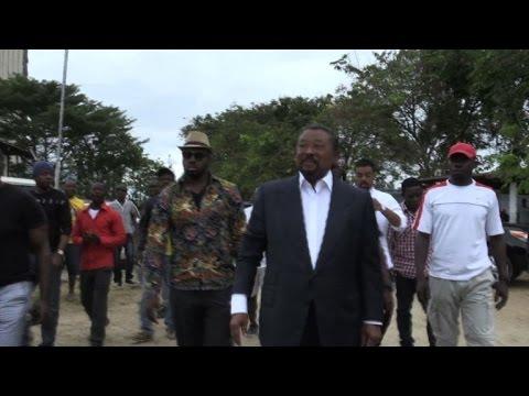 Présidentielle au Gabon: Bongo et Ping ont voté