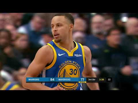 Golden State Warriors vs Dallas Mavericks : January 13, 2019