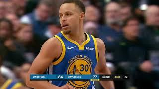 Golden State Warriors vs Dallas Mavericks : January 13, 2019
