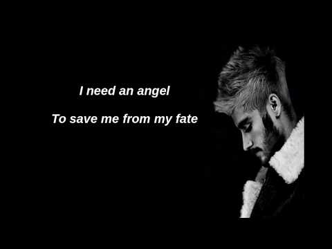 Zayn Malik Ft. Rihanna - Angel (Lyrics)