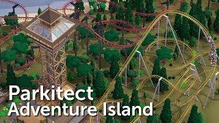 Parkitect Campaign (Part 9) - Adventure Island
