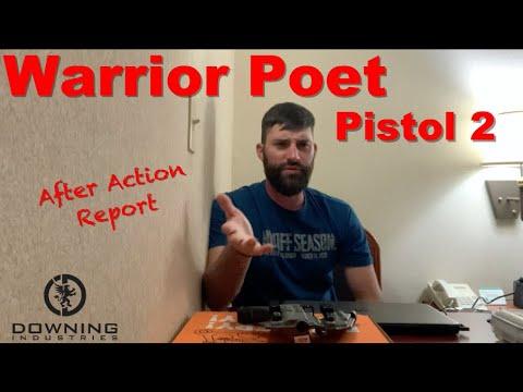 Warrior Poet Pistol 2, After Action Report