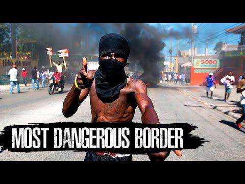 Venezuela - Colombia / The most dangerous Border / How People Live