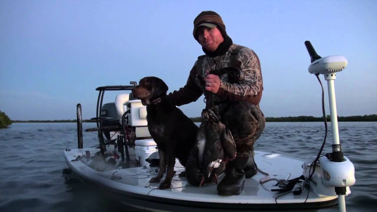 Sodium duck gear salty duck hunt youtube for Sodium fishing gear