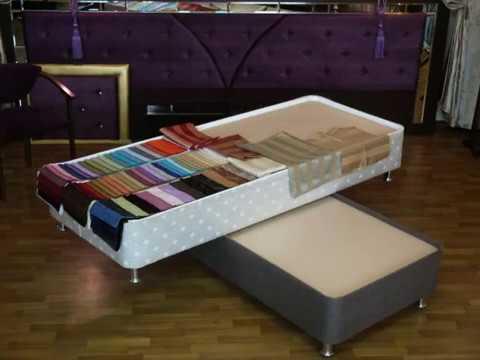 Недорогие кровати для гостиницы Бокс Спринг Box Spring Сомье