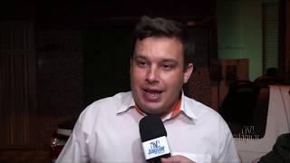 Domingos Júnior – Representante da Milk Max  - Flores Fértil 10 anos
