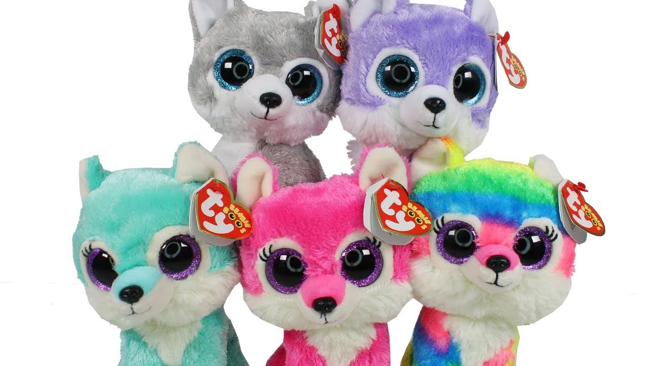 Exclusive Great Wolf Lodge Beanie Boo Haul Unboxing Toy Review TY Beanie  Boos Plush cdb020f38603