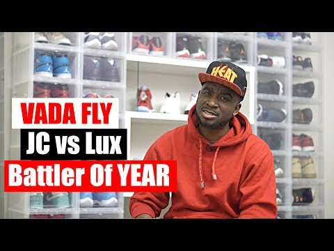 Vada Fly - Kenny Lewis, Loaded Lux vs JC, Battle Rapper of the Year ,Etc