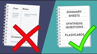 How to Take Notes | ScienceBased Strategies to Earn Perfect Grades