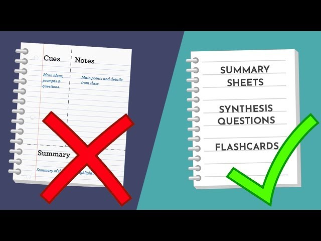 How to Take Notes | Science-Based Strategies to Earn Perfect Grades