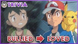 Ash's SECRET Childhood! Ash's Character Explained! | Pokemon Anime Trivia (Feat. MysticUmbreon)