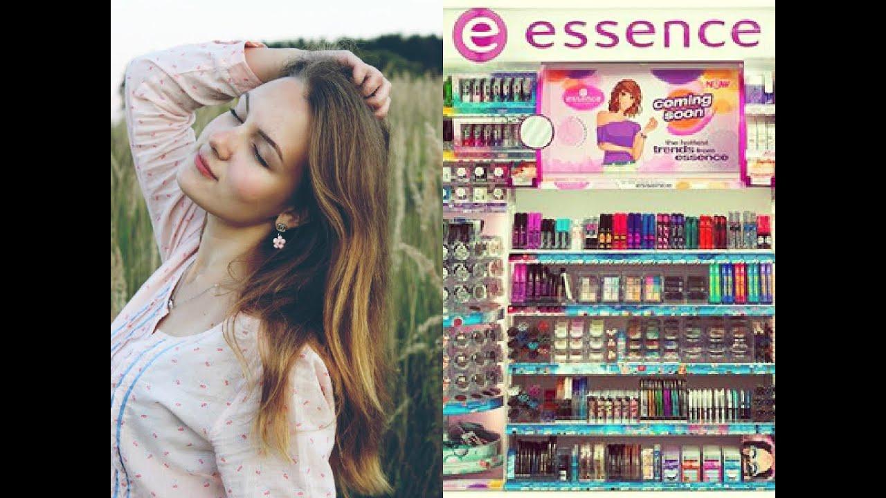 essence косметика фото