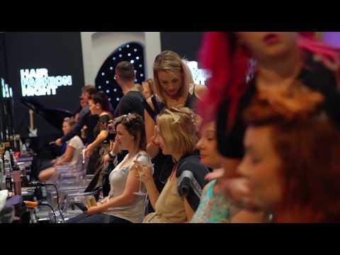 Hair Fashion Night Praha 2017