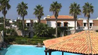 Hotel Aldemar Royal Mare, Kreta/Crete - Greece / 5-звездочный Aldemar Royal Mare, Крит(Das Video wurde im September 2011 im