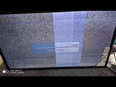Samsung LCD LED TV PANEL Vertical Line Bar Repair - Самые лучшие видео