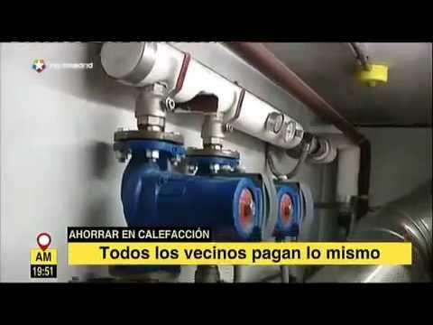 C mo ahorrar en calefacci n central telemadrid febrero for Como ahorrar en calefaccion de gas