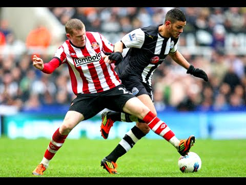 Hatem Ben Arfa Vs Sunderland (Home) 11/12 - Newcastle United