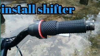 How to install shifter in any cycle 🙏🙏