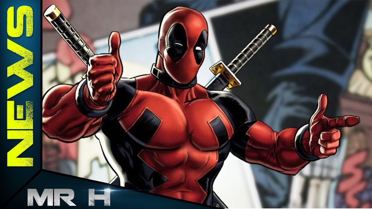DEADPOOL Cartoon Cancelled By FX