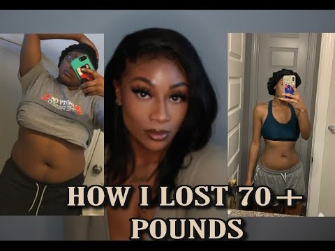 HOW I LOST 70+ POUNDS   WEIGHT LOSS JOURNEY + EASY LIFE CHANGING TIPS   NO KETO NO INTERMITTENT FAST