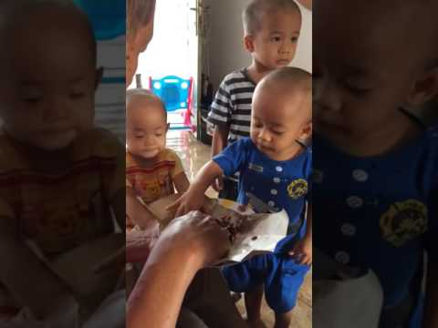 Funny Moments  The Baby Twins + 1 ABA & ABI Vs Aydin