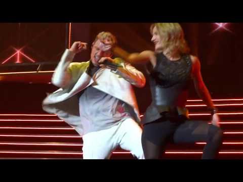 Get Down Move It All Around  Backstreet Boys  Las Vegas