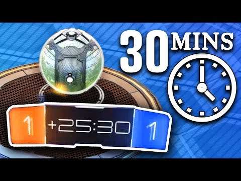 Longest Ranked Match Ever with Unexpected Ending! - 30 MINUTES (Best Overtime)
