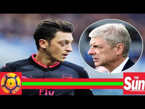 Why arsene wenger finds it 'difficult to believe' mesut ozil will leave arsenal