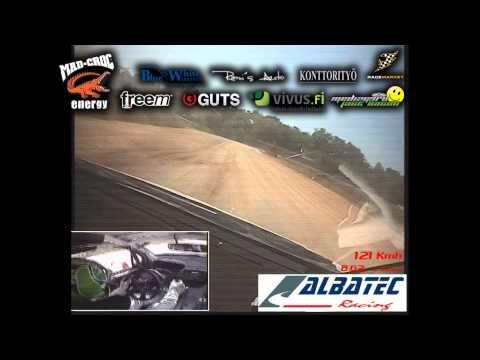 Kristian Sohlberg - Albatec Racing Peugeot 208 Supercar