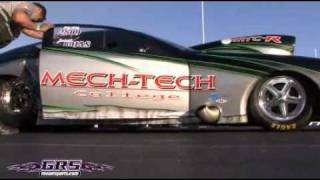 Isaias Rojas Mech Tech Racing & Professional Transmission ( New Record )