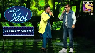 Amit जी ने किया Ridham को Stage पे Join! | Indian Idol | Celebrity Special