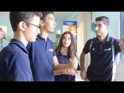 """Interact Club of Tunis Inner City- """"What if Interactors ruled the world?"""
