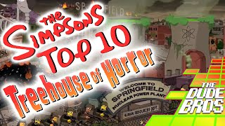 Top 10 Simpsons : Treehouse of Horror Episodes