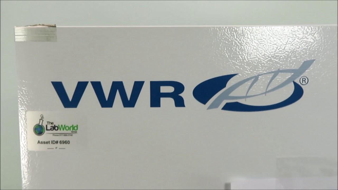 VWR 4°C Lab Refrigerator SCGP-1804 Brand New For Sale