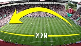 Download Top 10 BEST Longest Goals by Goalkeepers Mp3 and Videos