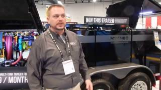Video still for Thunder Creek Giveaway at ConExpo-Con/AGG 2017