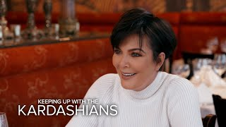 KUWTK | Kris Jenner Wants to Gift Her BFF a Facelift | E!